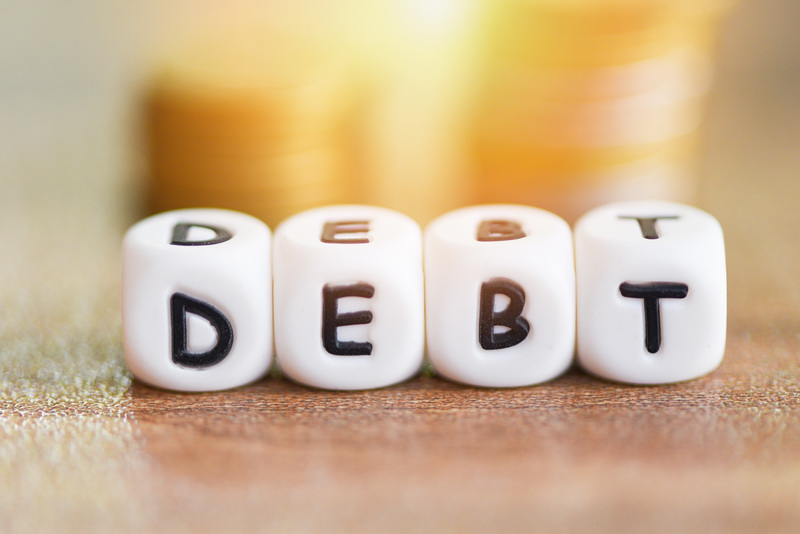 How to Manage Stress of Debt in The Right Way